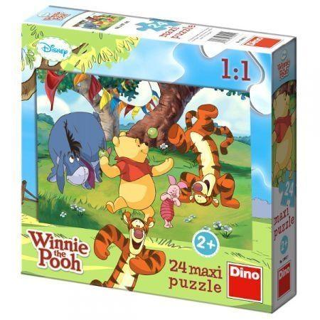 Puzzle Dino 24 maxi WTP (350021)