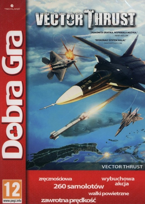 Dobra Gra Vector Thrust