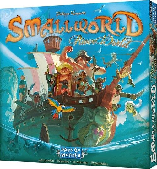 Small World Świat Rzek Philippe Keyaerts