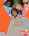 Wir Smart 2 Smartbuch + DVD Rozszerzony zeszyt ćwiczeń z interaktywnym kompletem uczniowskim