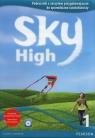 Sky High 1. Podręcznik z zeszytem przygotowującym do sprawdzianu szóstoklasisty + CD