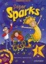 Super Sparks 1. Podręcznik + DVD 638/1/2013 Szpotowicz Magdalena, Szulc-Kurpaska Małgorzata