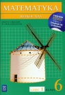 Matematyka wokół nas 6 Zeszyt ćwiczeń Część 1