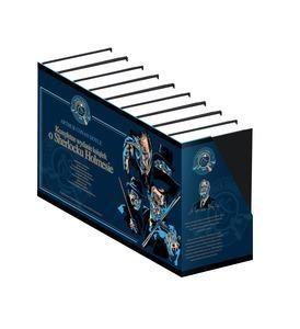 Kompletne wydanie książek o Sherlocku Holmesie