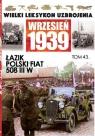 Łazik Polski Fiat 508 III W  praca zbiorowa