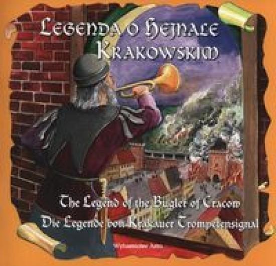 Legenda o hejnale krakowskim Małkowska Katarzyna