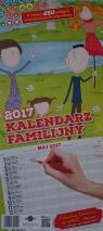 Kalendarz 2017 KPD-5 Familijny z naklejkami