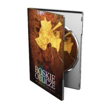 Boskie Oblicze - DVD -----