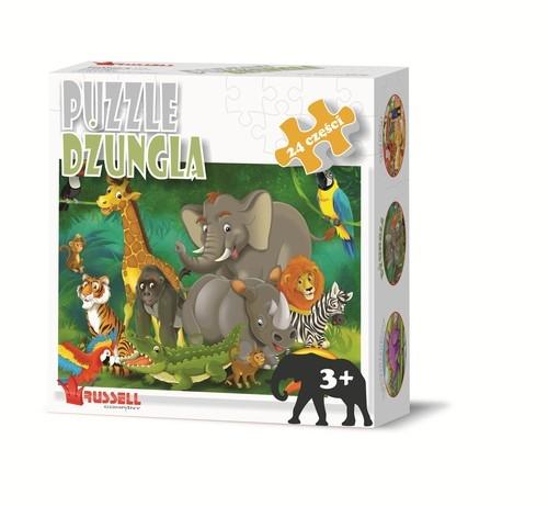 Puzzle 24: Dżungla