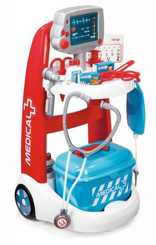 Elektroniczny wózek medyczny (7600340202)