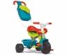 Rowerek trójkołowy Be Move Komfort niebieski (7600740402)