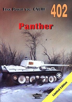 Panther. Tank Power vol. CXLIII 402 Janusz Ledwoch