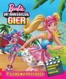 Barbie w świecie gier  Filmowa przygoda + naklejki
