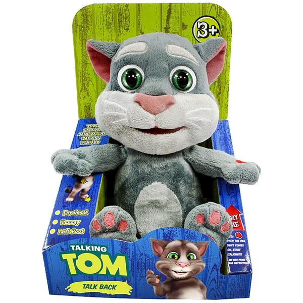 DRAGON I Talking Tom Gadający kot (8022)