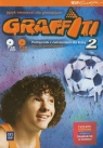 Graffiti 2 Język niemiecki Podręcznik z ćwiczeniami + 2CD