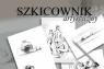 Szkicownik artystyczny A4 100