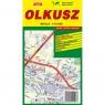 Plan miasta Olkusz Wydawnictwo Piętka