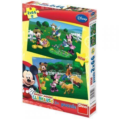 Puzzle Dino 2x66 Farm (385023)