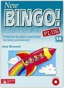 New Bingo! 1 A/B Plus Podręcznik +2CD (Uszkodzona okładka) Wieczorek Anna