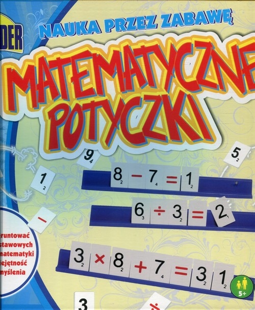 Gra edukacyjna Matematyczne potyczki