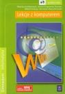 Lekcje z komputerem Podręcznik z płytą CD Gimnazjum Jochemczyk Wanda, Krajewska-Kranas Iwona, Kranas Witold