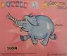 Puzzle 6 Słoń