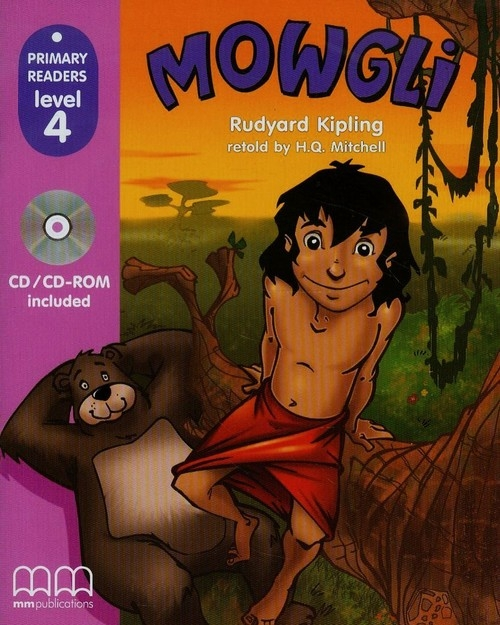Mowgli z CD Kipling Rudyard, Mitchell H.Q.