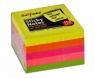 Karteczki samoprzylepne 50x50 neon 400