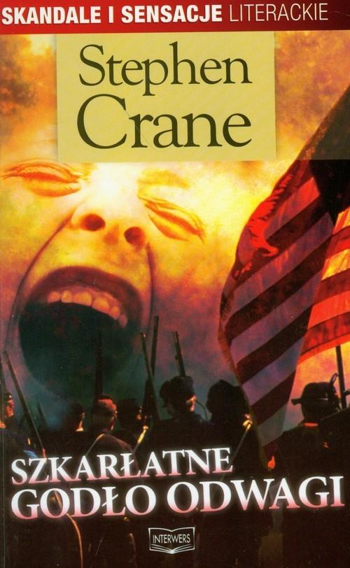 Szkarłatne godło odwagi Crane Stephen