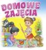 Książeczka do czytania ''Harmonijkowa'' - Domowe zajęcia