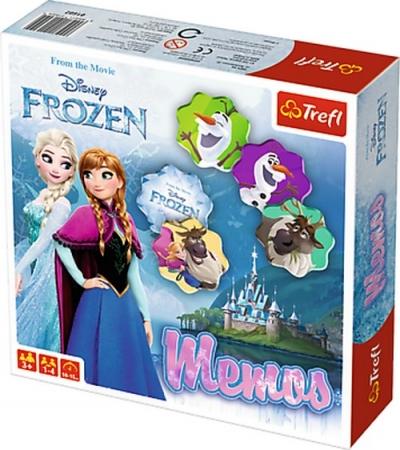 Gra Memos - Frozen