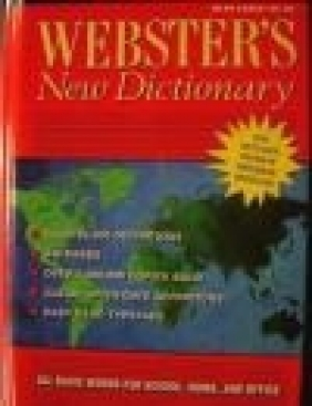 Webster's New Dictionary