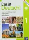 Das ist Deutsch! 1 Podręcznik z 2 płytami CD Język niemiecki