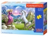 Puzzle My Friend Unicorn 180 elementów (018024)
