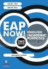 EAP Now! English for Academic Purposes TB (2ed) Kathy Cox, David Hill