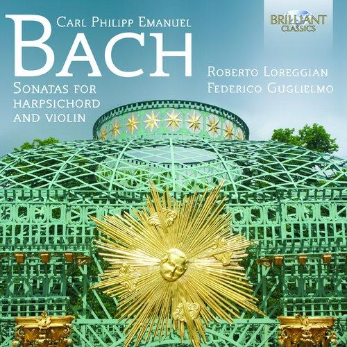 C. P. E. Bach: Sonatas For Harsichord