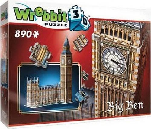 Wrebbit puzzle 3D Big Ben (02002)