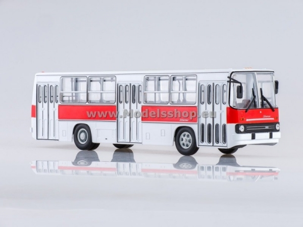 Ikarus-260 City Bus (red/white) (SOV1023)