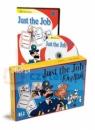 Gra językowa. Angielski. Just the Job wersja tradycyjna + CD-ROM