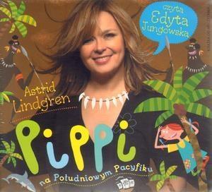 Pippi na Południowym Pacyfiku (audiobook) (Audiobook) Lindgren Astrid