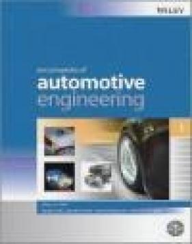 Encyclopedia of Automotive Engineering David Crolla
