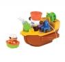 Statek piratów - zabawka do kąpieli (E71602) Wiek: 1,5+