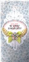 Karnet DL RR 55 Rocznica Slubu MIX