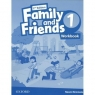 Family and Friends 2ed 1 WB