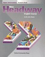 Headway New Upper-Inter WB no key Liz Soars, John Soars