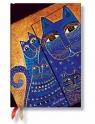 Kalendarz 2016 Mediterranean Cats Mini Horizontal