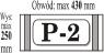 Okładki samoprzylepne  P2 B5(PACZKA)