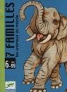 Gra karciana 7 rodzin zwierząt (DJ05102)