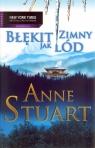Błękit zimny jak lód Stuart Anne