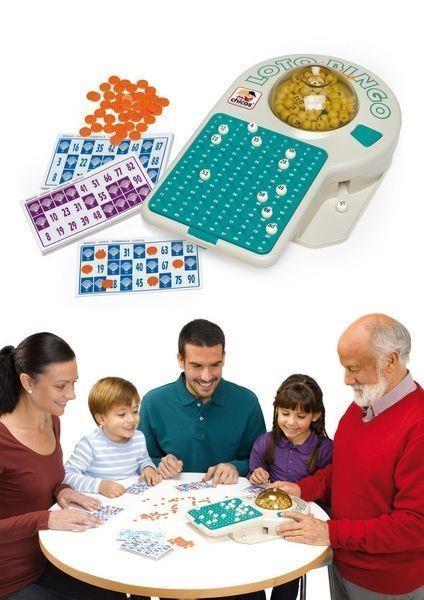 Elektroniczna gra Bingo  (22302)